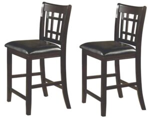 Enjoyable The 11 Best Leather Bar Stools Reviews Of 2019 Ultra Machost Co Dining Chair Design Ideas Machostcouk