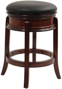 24 inch backless bar stools review