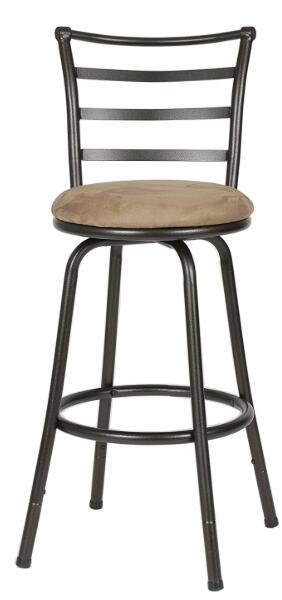 metal stools for kitchen island