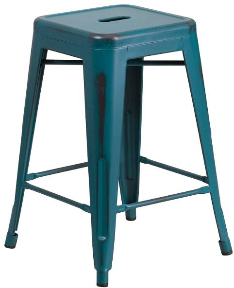 wrought iron bar stools