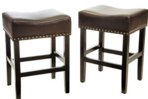 best backless cushioned bar stools