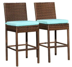 outdoor kitchen bar stools