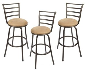 cheap bar stools set of 3