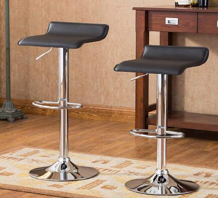 black and cherry bar stools