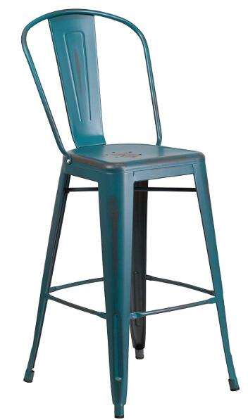 high back kitchen bar stools