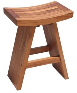 indoor teak bar stools