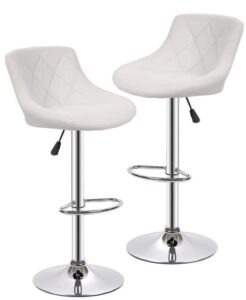 small metal bar stools