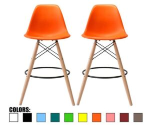 plastic kitchen bar stools