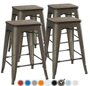 newest 81b37 f77bb AWESOME Reviews Of Top 15 Best Outdoor Bar Stools [2019 Updated]