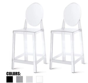 Pleasant Amazing Reviewsguides On 12 Best Plastic Bar Stools For Uwap Interior Chair Design Uwaporg