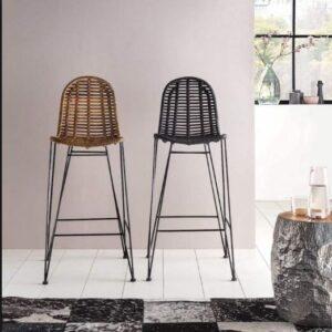 quality leather bar stools