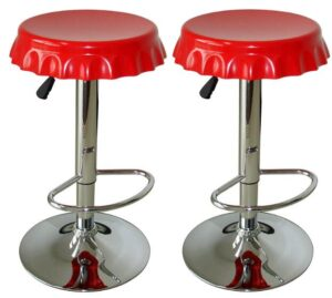 winsome swivel bar stools