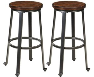 Cool Advanced Reviews For 20 Best Wooden Bar Stools Of 2019 Ocoug Best Dining Table And Chair Ideas Images Ocougorg