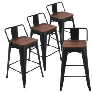 metal kitchen stools