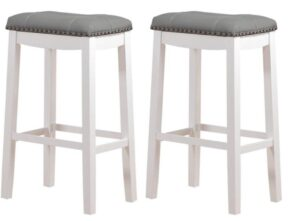 best cheap upholstered bar stools