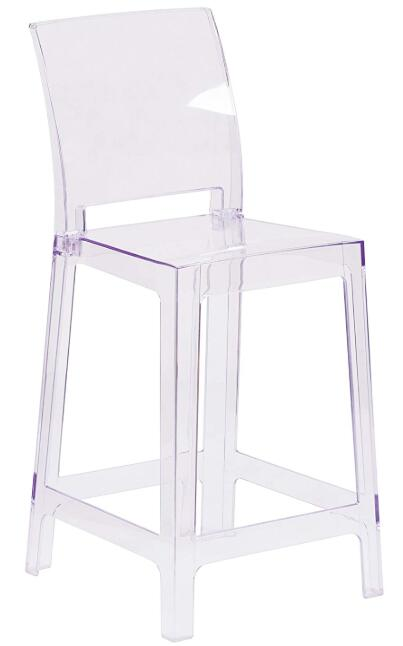 hard plastic bar stools