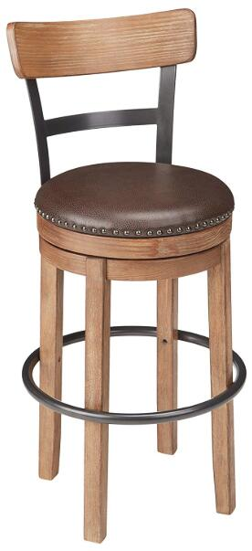 maple swivel bar stools