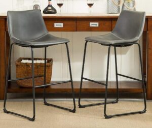 Top 30 Best Gray Bar Stools Ful Reviews Of 2019 New Data