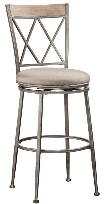 high stools with backs for kitchens