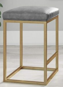 modern backless bar stools review