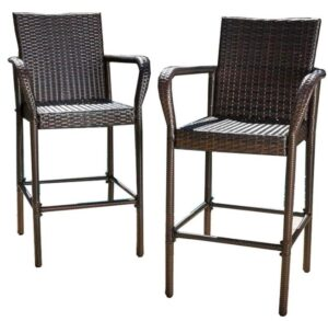 outdoor bar chairs