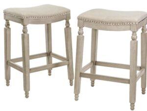padded bar stools