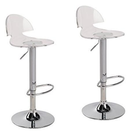 plastic folding bar stools