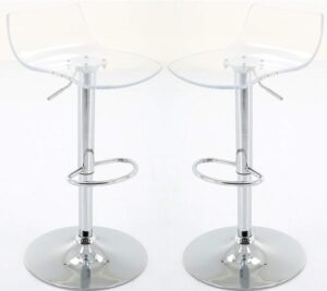 plastic outdoor bar stools