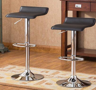 cushioned swivel bar stools