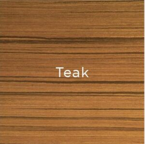 teak wood pieces
