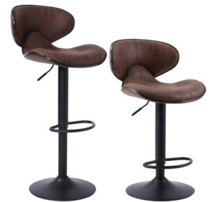 Tremendous New 23 Best Bar Stools With Backs Reviews Guides 2019 Pabps2019 Chair Design Images Pabps2019Com