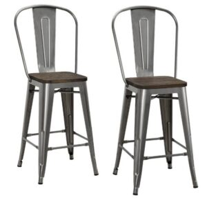 Sensational Top 30 Best Bar Height Stool Reviews Ultra Guides 2019 Frankydiablos Diy Chair Ideas Frankydiabloscom