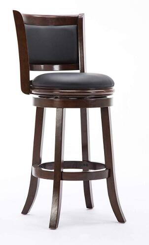bar height swivel bar stools