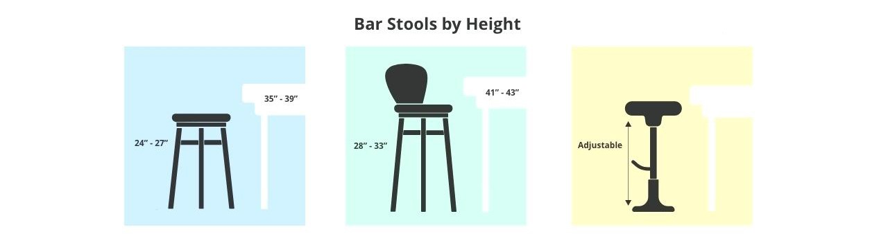 counter height bar chairs