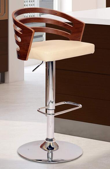 High Bar Stools With Arms