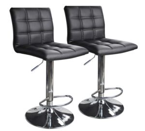 Swivel Bar Stools With Backs
