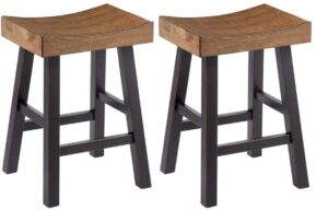 top bar stools