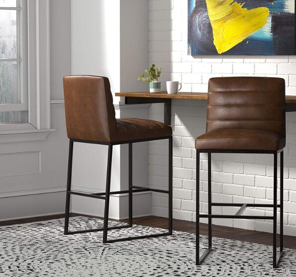 bar chairs with backs