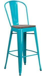 colorful bar stools