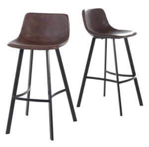 Marvelous The 23 Best Colored Bar Stools Reviews In Depth Guides Of 2019 Ibusinesslaw Wood Chair Design Ideas Ibusinesslaworg
