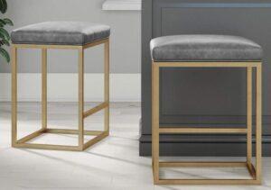 copper bar stools