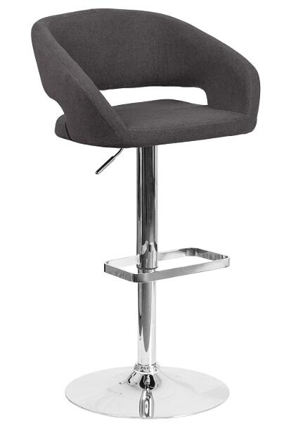 bar height stools with back