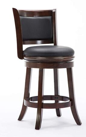Surprising New 23 Best Bar Stools With Backs Reviews Guides 2019 Pabps2019 Chair Design Images Pabps2019Com