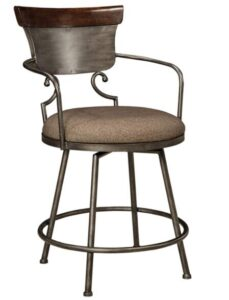 Swivel Counter Height Bar Stools With Arms