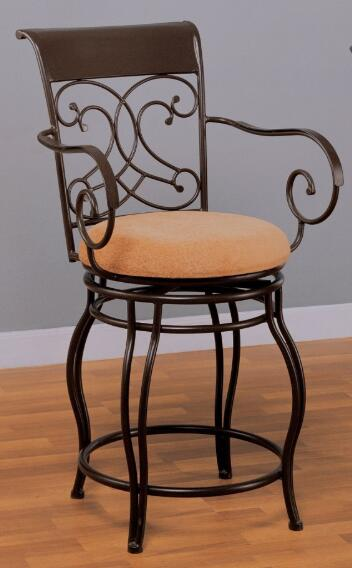 Country Bar Stools With Back