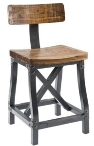 best industrial counter height stools