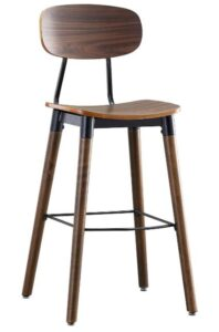 industrial counter height stools