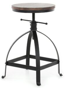 Industrial Outdoor Bar Stools