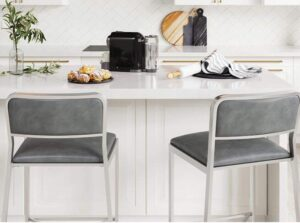 Breakfast Bar Stools With Backs