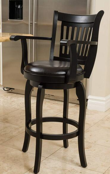 Swivel Bar Stools With Arms